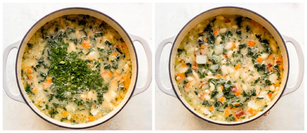 tuscan white bean soup recipe